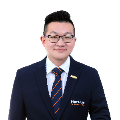 Peter Shuen real estate agent of Huttons Asia Pte Ltd