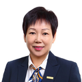 Christina Soh real estate agent of Huttons Asia Pte Ltd