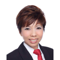 Roziah Osman real estate agent of Huttons Asia Pte Ltd