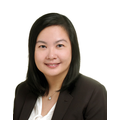Pam Lee real estate agent of Huttons Asia Pte Ltd