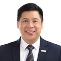 Derrick Law real estate agent of Huttons Asia Pte Ltd