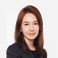 Trina Teo real estate agent of Huttons Asia Pte Ltd