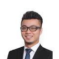Kenny Zeng real estate agent of Huttons Asia Pte Ltd