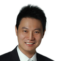 Charles Zhuang real estate agent of Huttons Asia Pte Ltd