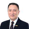 Jon Yap real estate agent of Huttons Asia Pte Ltd