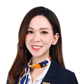 Angela Lee real estate agent of Huttons Asia Pte Ltd