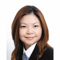 Jo Lim real estate agent of Huttons Asia Pte Ltd