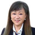 Elsie Yeo real estate agent of Huttons Asia Pte Ltd