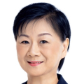 Doris Loh real estate agent of Huttons Asia Pte Ltd