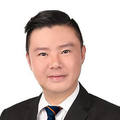 Gavin Ng real estate agent of Huttons Asia Pte Ltd