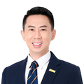 Lukas Lim real estate agent of Huttons Asia Pte Ltd