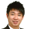 Kyle Luo real estate agent of Huttons Asia Pte Ltd