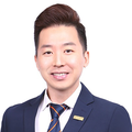 Jacob Tan real estate agent of Huttons Asia Pte Ltd