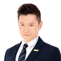 Jon Lew real estate agent of Huttons Asia Pte Ltd