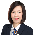Jeslyn Ng real estate agent of Huttons Asia Pte Ltd
