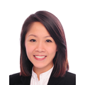 Amy Zhang real estate agent of Huttons Asia Pte Ltd