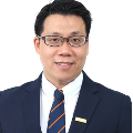 William Zhou real estate agent of Huttons Asia Pte Ltd
