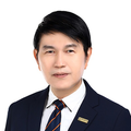 Eric Tan real estate agent of Huttons Asia Pte Ltd