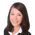 Chrissy Luo real estate agent of Huttons Asia Pte Ltd