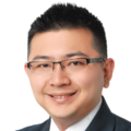 Randal Chia real estate agent of Huttons Asia Pte Ltd