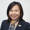 Tiffany Khoo  real estate agent of Huttons Asia Pte Ltd