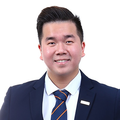 Eric Wong real estate agent of Huttons Asia Pte Ltd