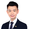 Eric Fam         real estate agent of Huttons Asia Pte Ltd