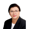 Gina Fong real estate agent of Huttons Asia Pte Ltd