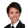 Wilson Chang real estate agent of Huttons Asia Pte Ltd