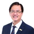 Vincent Tan real estate agent of Huttons Asia Pte Ltd