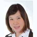 Cynthia Goh real estate agent of Huttons Asia Pte Ltd