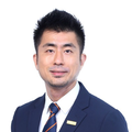Li Zhou real estate agent of Huttons Asia Pte Ltd