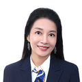 Eling Zhou real estate agent of Huttons Asia Pte Ltd