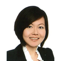 Esther Chia real estate agent of Huttons Asia Pte Ltd