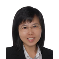 Kelly Lau real estate agent of Huttons Asia Pte Ltd