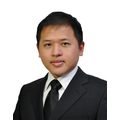 Lukito Djitokoesoemo real estate agent of Huttons Asia Pte Ltd