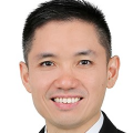 Ben Ling real estate agent of Huttons Asia Pte Ltd