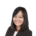 Kim Lee real estate agent of Huttons Asia Pte Ltd