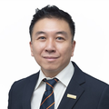 Roger Tan real estate agent of Huttons Asia Pte Ltd