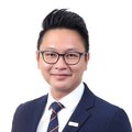 Elvyn Liew real estate agent of Huttons Asia Pte Ltd