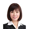 Valerie Chiek real estate agent of Huttons Asia Pte Ltd