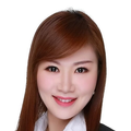 Yvonne Kwok real estate agent of Huttons Asia Pte Ltd
