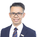 Dennis Tang real estate agent of Huttons Asia Pte Ltd