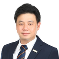 Michael Han real estate agent of Huttons Asia Pte Ltd