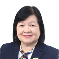 Teresa Teo real estate agent of Huttons Asia Pte Ltd