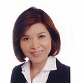 Peggy Chong real estate agent of Huttons Asia Pte Ltd