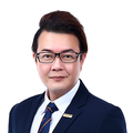 Willy Chia real estate agent of Huttons Asia Pte Ltd