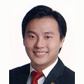 Jonathan Surya real estate agent of Huttons Asia Pte Ltd
