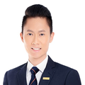 Adrian Puan real estate agent of Huttons Asia Pte Ltd