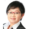Merry Tan real estate agent of Huttons Asia Pte Ltd